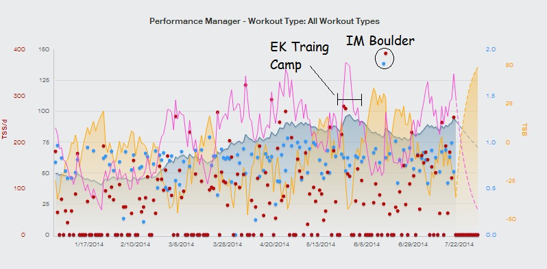 Reflections on a year of Ironman trainin